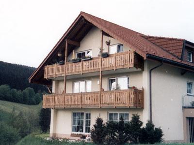 Sehr Gut Balkone / Geländer | Holzbau Boll QY09
